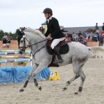 Valoa de Chastelaures - Championne de France 7 ans Future Elite - Ph. Maindru
